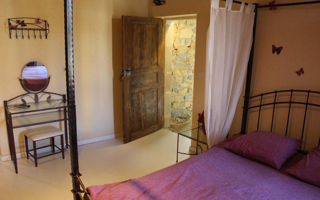 Chambre Romantique Chambre D Hotes En Aveyron Domaine Alcapies