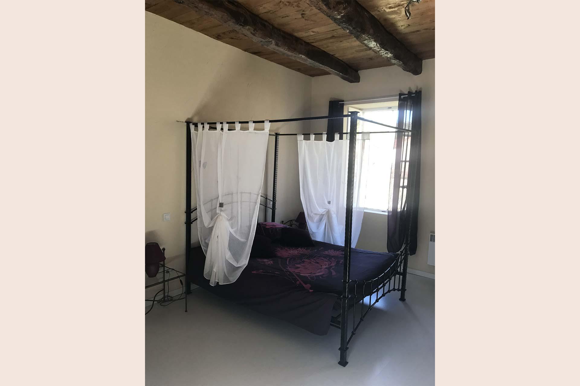 Chambre romantique chambre d 39 h tes en aveyron domaine alcapi s - Chambre d hote en aveyron ...
